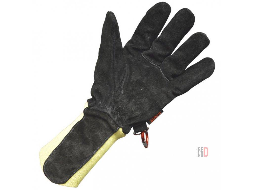 ASKÖ PATRIOT FLAME-FIGHTER zásahové rukavice (pletená manžeta)