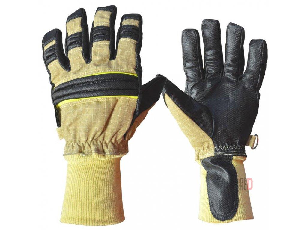 ASKÖ FIRE KEEPER PBI MATRIX zásahové rukavice