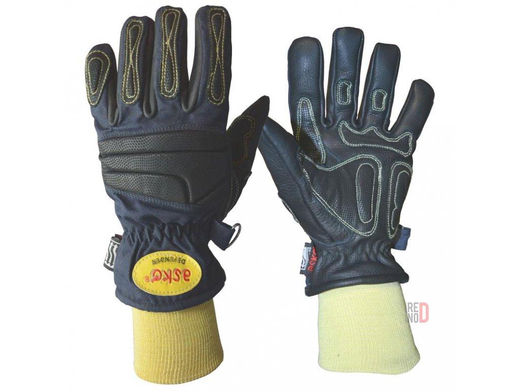 DEFENDER zásahové rukavice