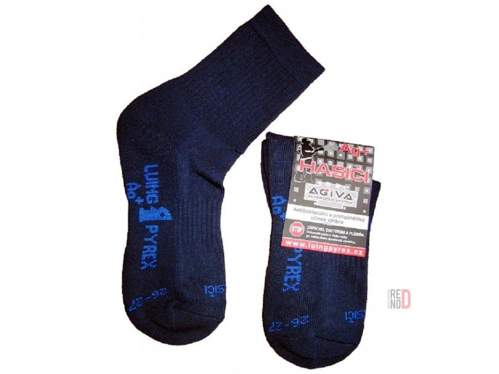 Ponožky do zásahovej obuvi LP Ag (poloplyš)