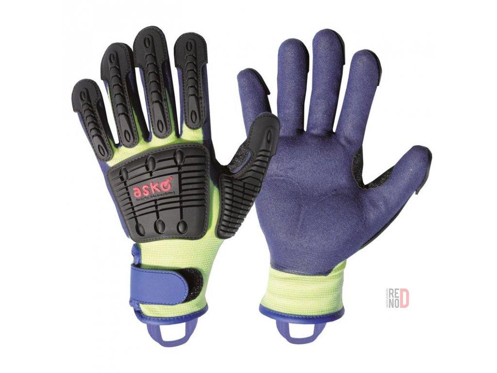 Záchranárske rukavice Revival