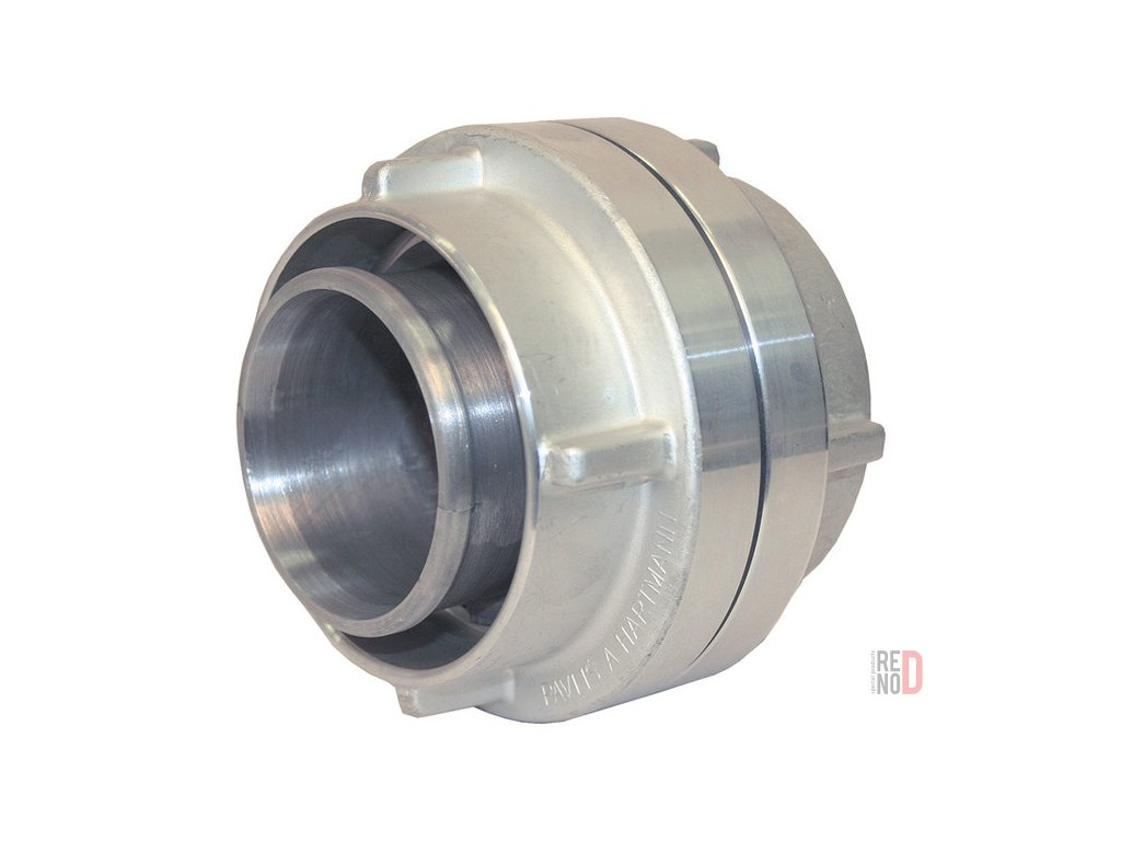 Spojka tlaková (hadicová) C42 kovaná Al