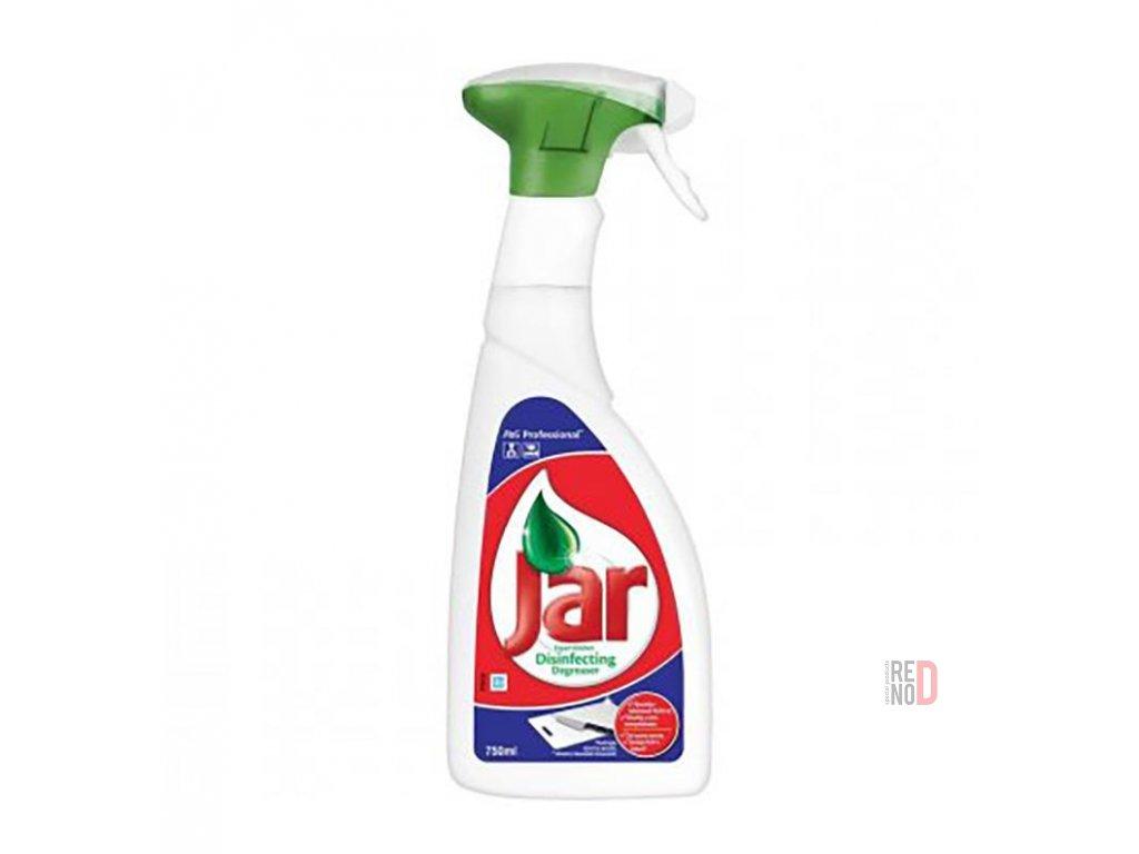 JAR dezinfekčný odmastňovač 2v1 (750ml)