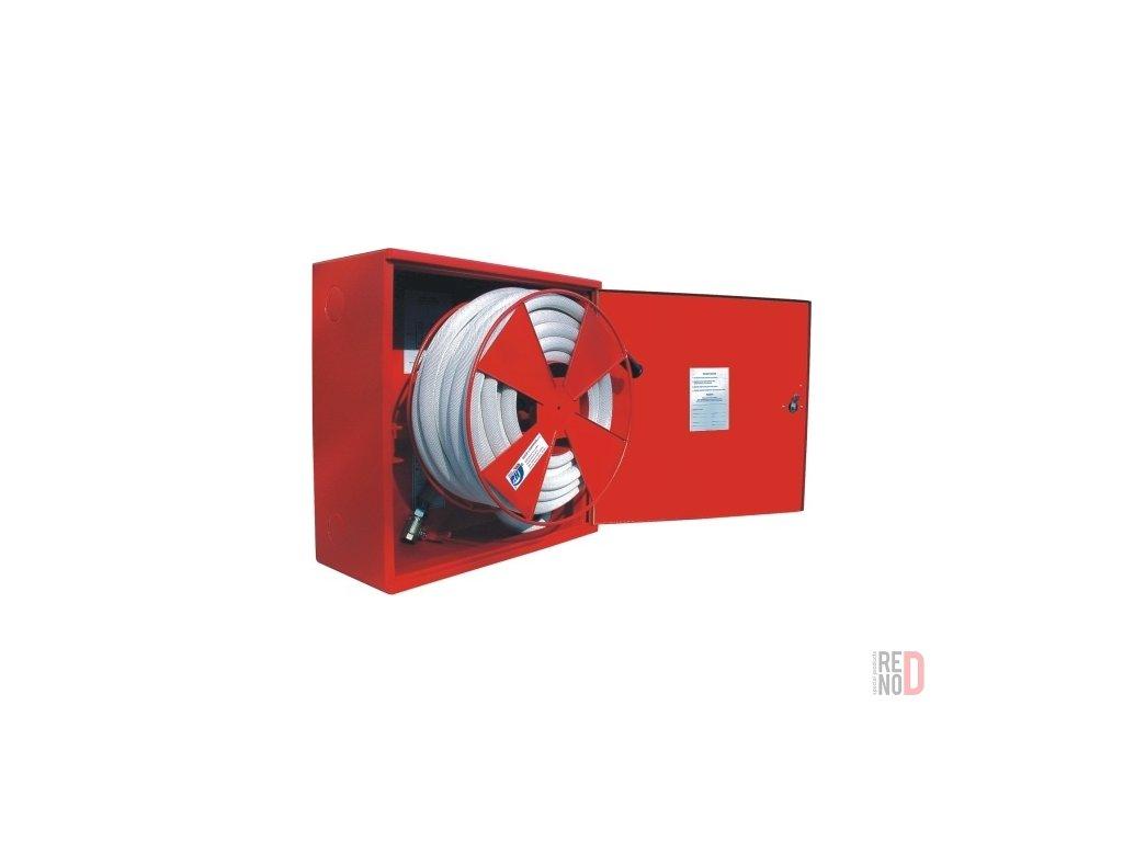 Hydrant s hadicou D25 -20bm - prúdnica ekv.10