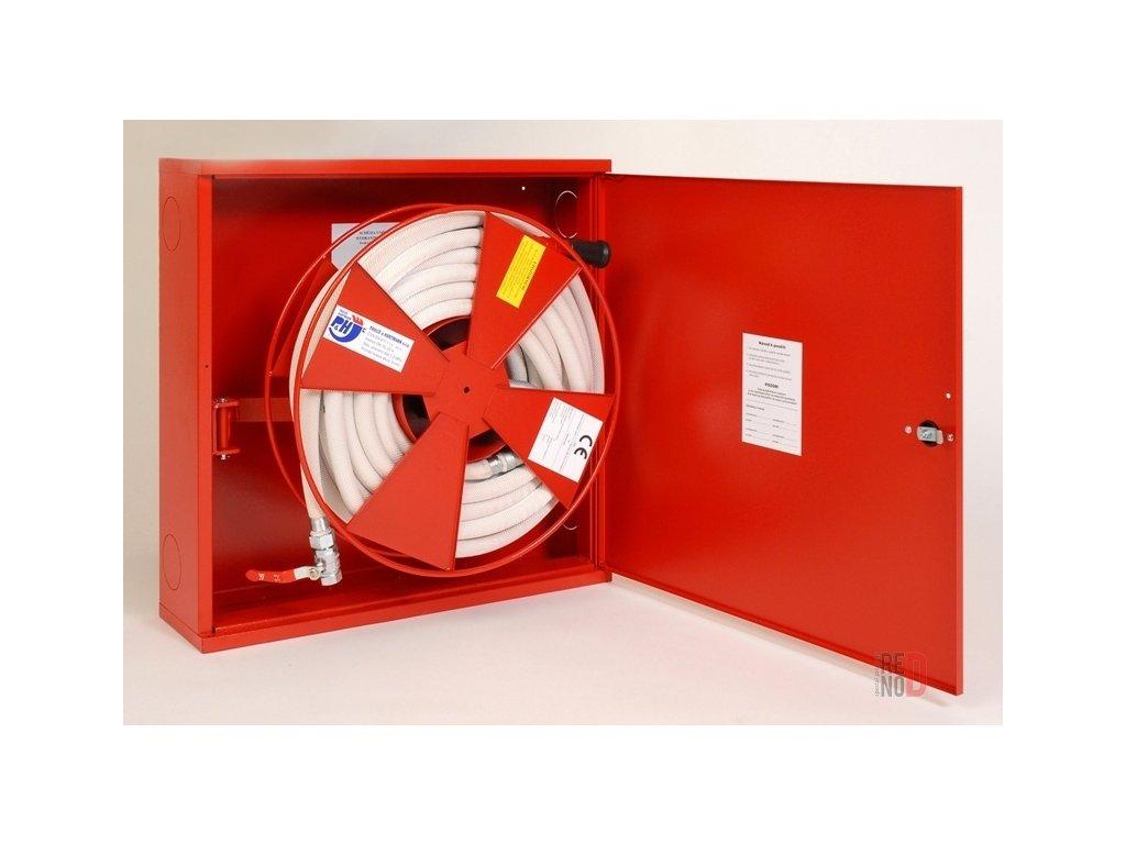 Hydrant s hadicou D25 -30bm - prúdnica ekv.6