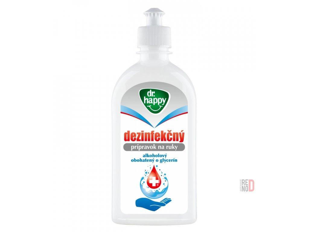 dr happy dezinfekcny pripravok na ruky 400ml