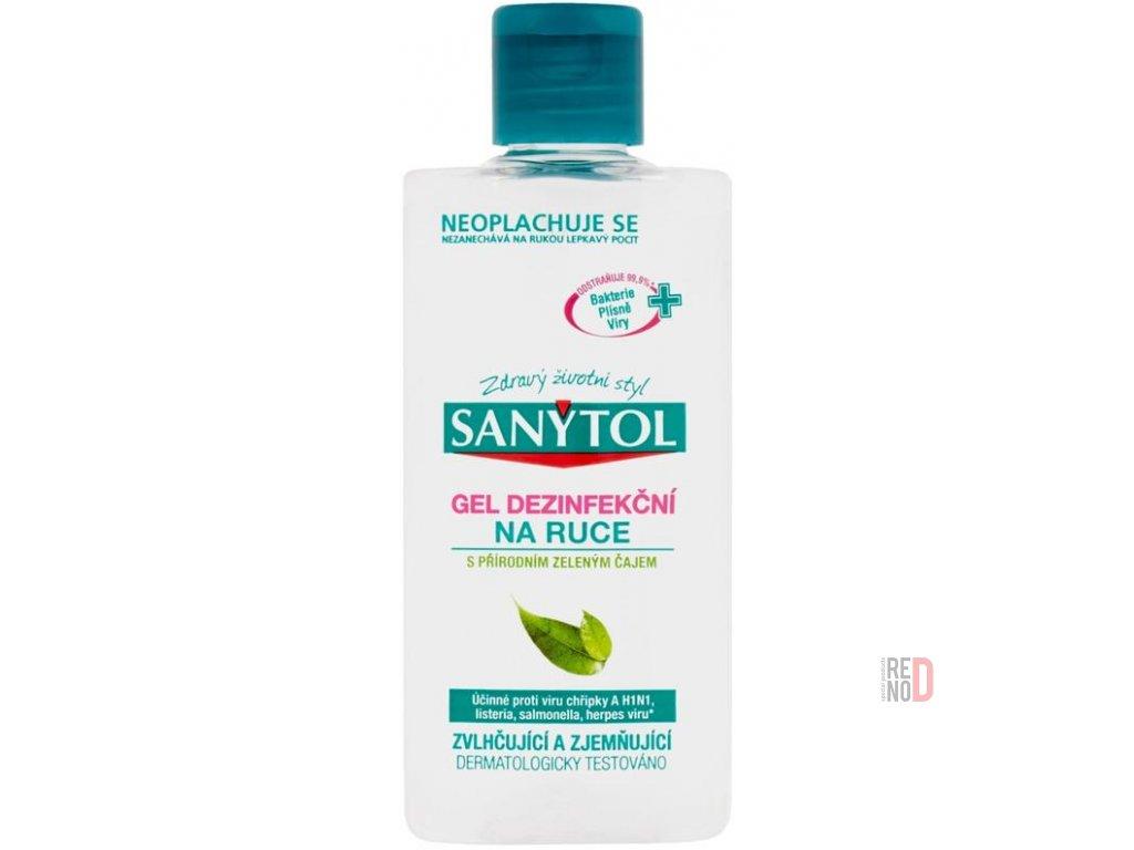 sanytol dezinfekčný gél na ruky