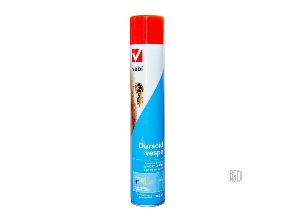 Duracid Vespe - sprej na osy a sršne 750ml
