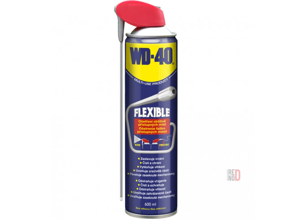 WD-40 flexible (600ml)