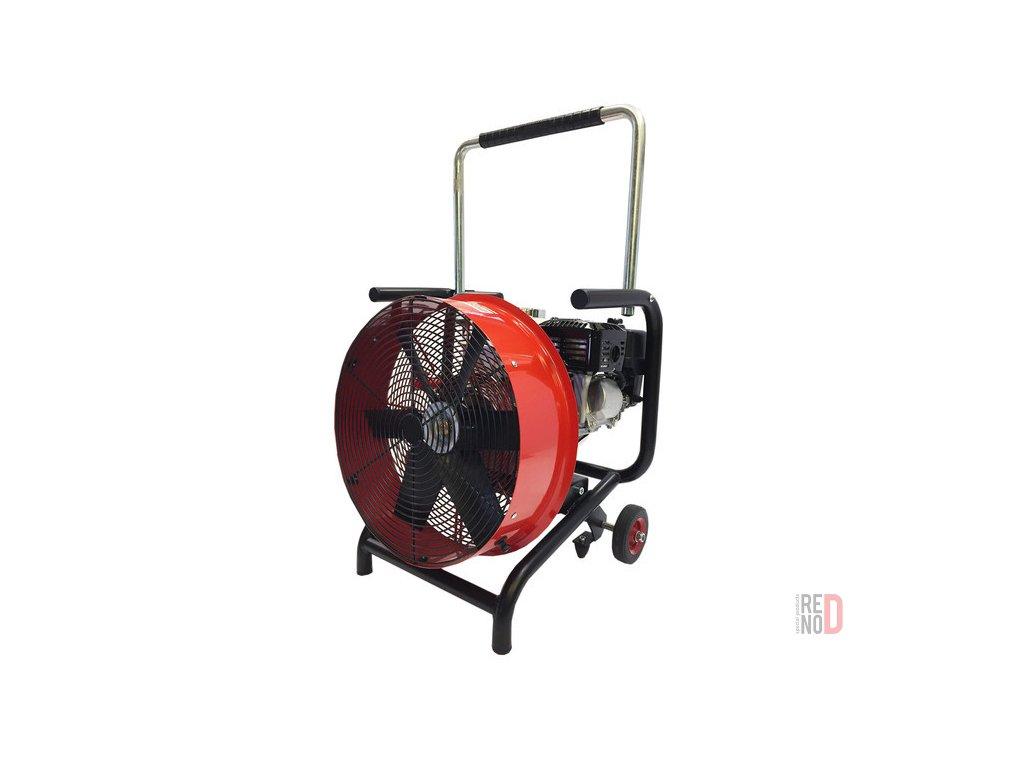 Pretlakový ventilátor PH-VP450/GX