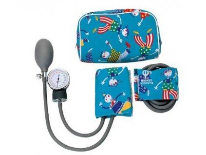 Sada manuálny tlakomer s detskou tematikou