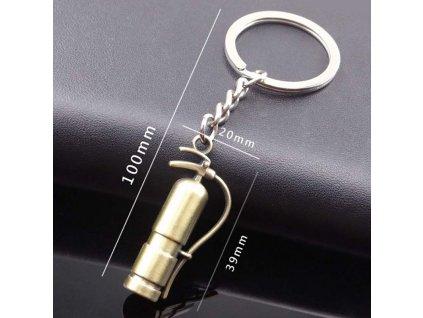 Hasiaci prístroj - Prívesok na kľúče