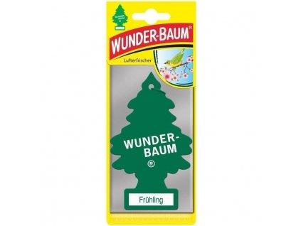WUNDER-BAUM Frühling - Vôňa do auta