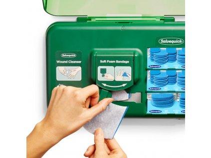 CEDERROTH zásobník detekovateľných náplastí - lekárnička