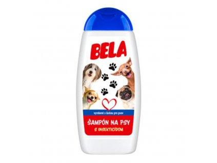 BELA šampón pre psov