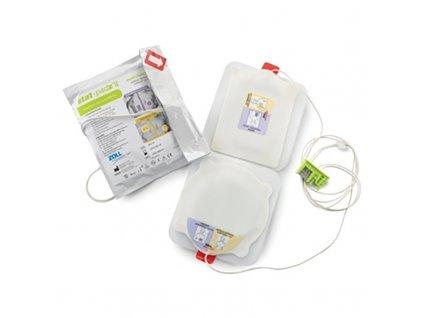 Defibrilačné elektródy k AED bez vyhodnotenia