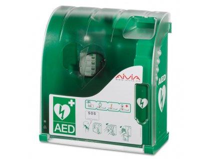 Skrinka s alarmom AIVIA 100