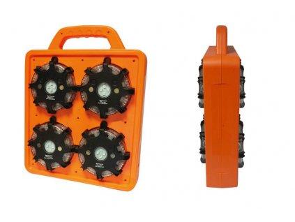 Cestný blikač LED (8-pack)