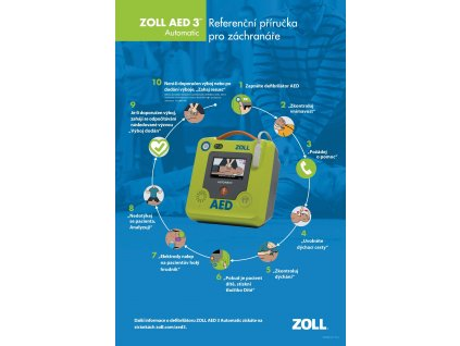 Defibrilátor ZOLL AED 3
