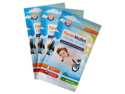 Chladiace náplaste FeverMates
