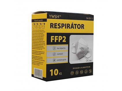 Respirátor FFP2 balenie 10ks