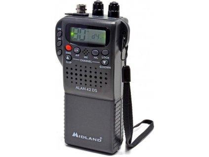 Ručná vysielačka Midland Alan 42 DS multi