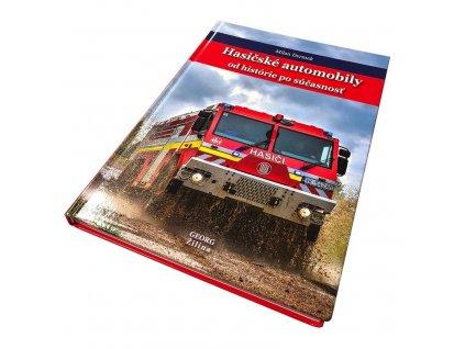 Hasičské automobily od histórie po súčasnosť - Kniha