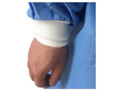 Ochranný plášť 40g/m - modrý, 1ks