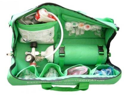 MicroVENT taška na kyslíkovú terapiu