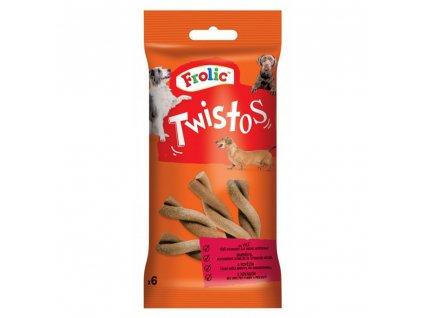 FROLIC Twistos - hovädzie