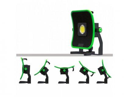 SOLUTION W9 LED reflektor 4500 Lm