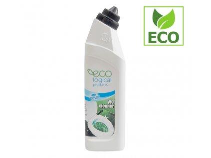 KRYSTAL čistič WC ECO (750 ml)