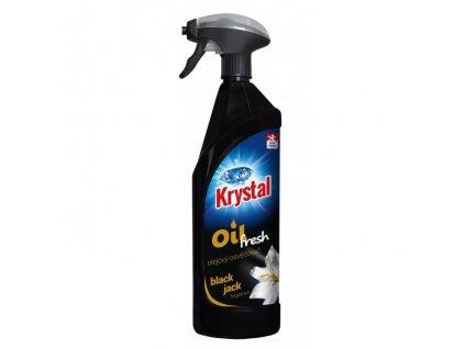 KRYSTAL olejový osviežovač (750 ml) - Black Jack