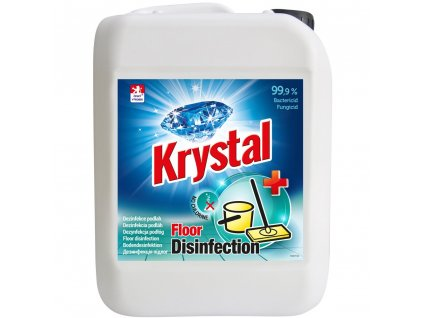 KRYSTAL dezinfekcia podláh (5l)
