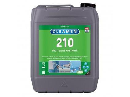 CLEAMEN 210 proti silnej mastnote (5l)