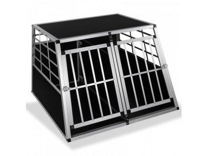 prepravná klietka pre psov
