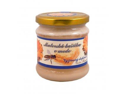 Med s materskou kašičkou 250g