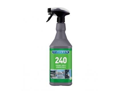 CLEAMEN 240 na grily, rúry, krby (1l)