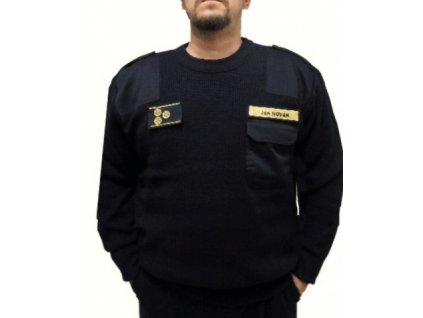 sveter hasici