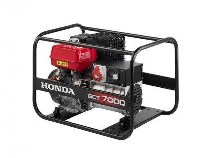 Elektrocentrála Honda ECT 7000