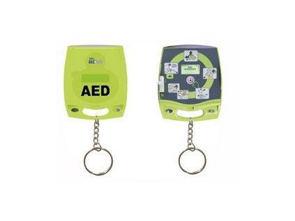 klucenka defibrilator