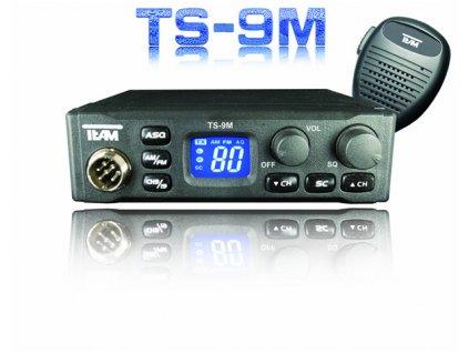 Vysielačka TEAM TS-9M ASC