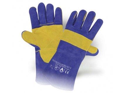 Zváračské rukavice VM W1-20, kevlar
