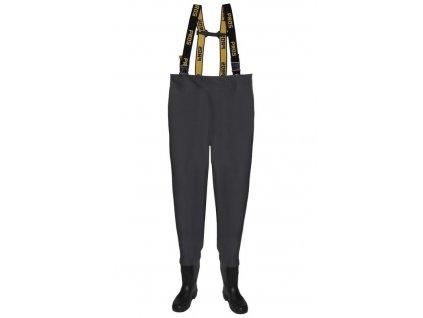 Brodiace nohavice PROS Standard, čierne