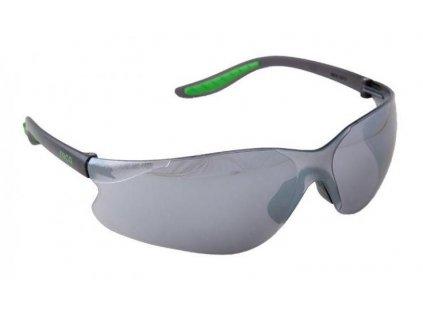 Ochranné okuliare EX-102, čierne