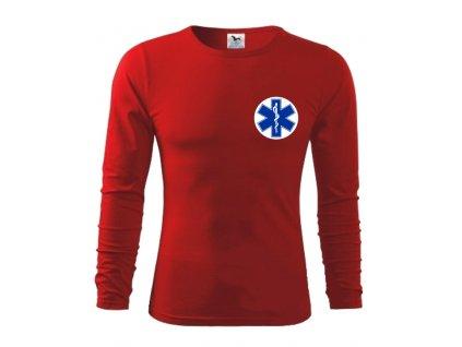 EMS Ared tričko FIT dlhý rukáv - pánske