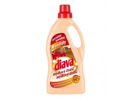 DIAVA mydlový čistič na podlahy (750ml)