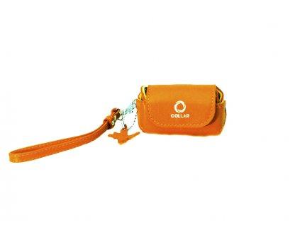 COLLAR Pamlsovník Glamour (oranžová)