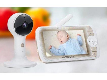 Motorola LUX65 - Video opatrovateľka