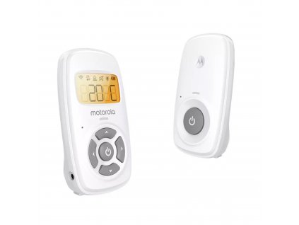 Motorola MBP24 - Audio opatrovateľka